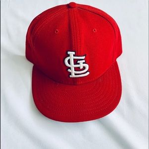 New Era Stl. Cardinals Fitted 7 3/8